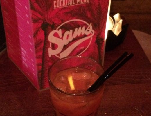 Cocktails...
